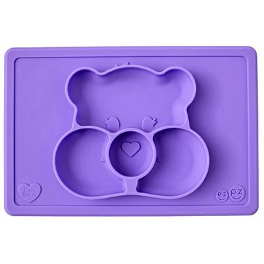 ezpz Care Bears Mat Share Bear Purple
