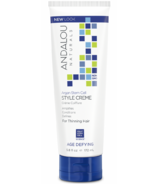 ANDALOU naturals Age Defying Argan Stem Cells Style Creme