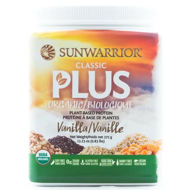 Sun Warrior Classic Plus Protein Vanilla
