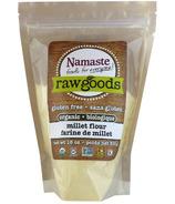 Namaste Foods Organic Millet Flour