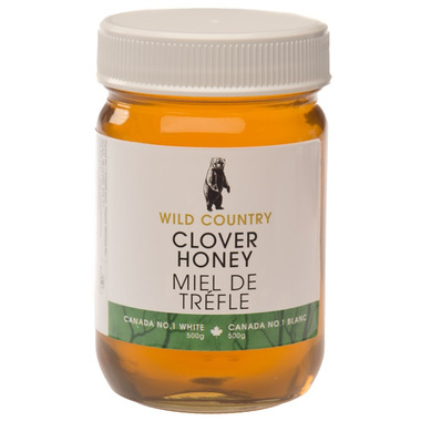 Wild Country Clover Honey