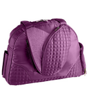 Lug Cartwheel Classic Fitness/Overnight Bag Plum Purple