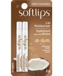 Softlips Lip Moisturizer Coconut Cream