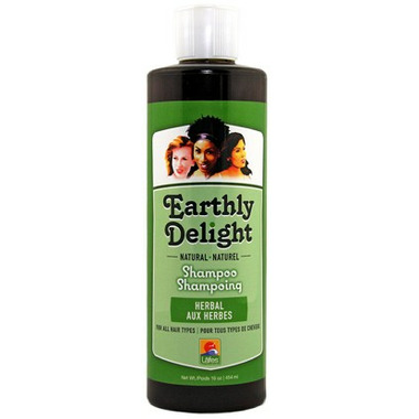 Lafe\'s Earthly Delight Herbal Shampoo