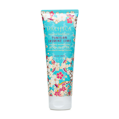 Pacifica Tunisian Jasmine Lime Body Butter Tube