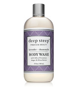 Deep Steep Classic Body Wash Lavender Chamomile