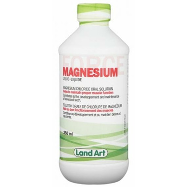 Land Art Magnesium Chloride