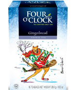 Four O'Clock Gingerbread Tea