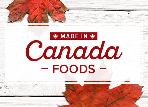 Made in Canada Foods at  Well.ca