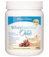 Progressive WheyEssential Natural Vanilla
