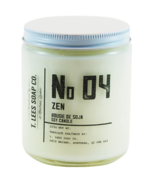 T. Lees Soap Co. No. 04 Zen Soy Candle