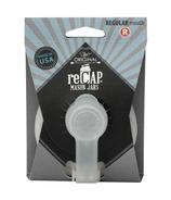 reCAP Mason Jars Pour Cap Regular Mouth in Natural