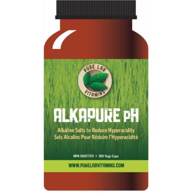 Pure Lab Vitamins AlkaPure pH