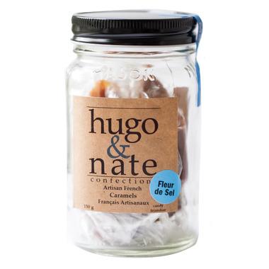 Hugo & Nate Confections Artisan French Caramels
