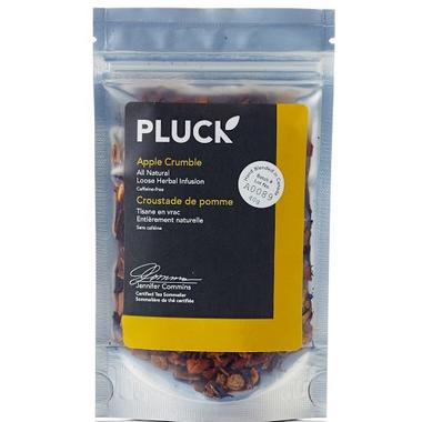 Pluck Tea Apple Crumble