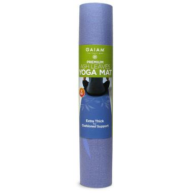 Buy Gaiam Ash Leaves Printed Yoga Mat At Well Ca Free
