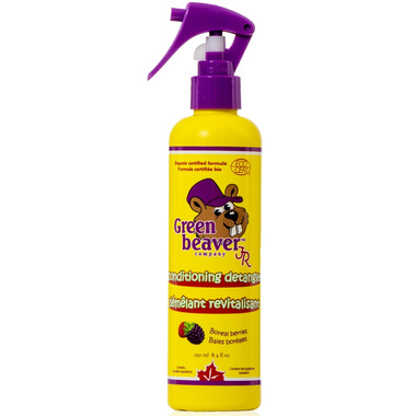 Green Beaver Jr. Boreal Berries Conditioning Detangler