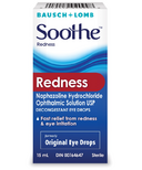 Bausch & Lomb Redness Eye Drops