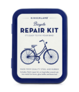 Kikkerland Bike Repair Kit Tin
