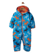 Hatley Mini Winter Bundler Moose Shadows