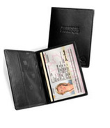 Maple Leaf Travel Passport Cover