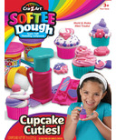 Cra-Z-Art Softee Dough Cupcake Shop