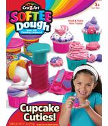 Cra-Z-Art Softee Dough Cupcake Shop