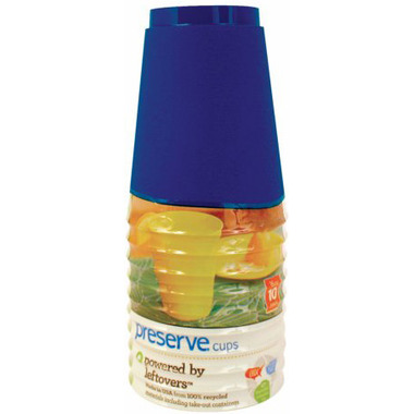 Preserve On The Go Cups Midnight Blue