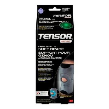 3M Tensor Sport Open Patella Knee Brace