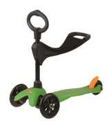 Micro of Switzerland Mini Micro Sporty 3-in-1 Kickboard Green