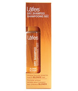 Lafes Dry Shampoo Tinted to Match Blonde Hair