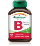 Jamieson Vitamin B Complex & Vitamin C