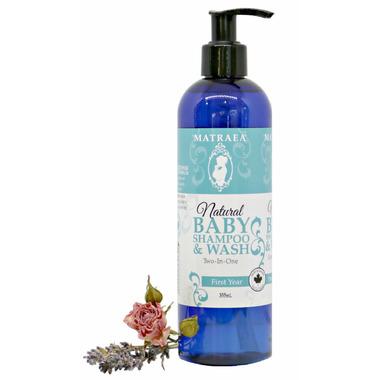 Matraea Baby Shampoo and Wash
