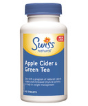 Swiss Natural Apple Cider & Green Tea