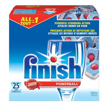 FINISH ALL IN 1 POWERBALL Tabs