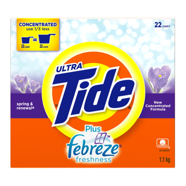 Tide Ultra Powder Plus Febreze Freshness