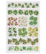 Now Designs Garden Plot Print Tea Towel