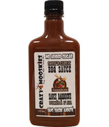 Crazy Mooskies Smok'n Garlic BBQ Sauce