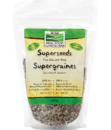 NOW Real Food Raw Superseeds