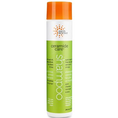 Earth Science Ceramide Care Curl & Frizz Control Shampoo