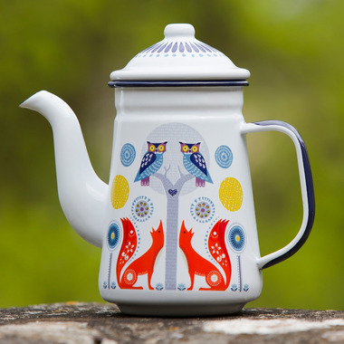Folklore Coffee Pot Day