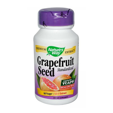 Nature\'s Way Grapefruit Seed