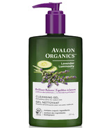 Avalon Organics Brilliant Balance Lavender Luminosity Cleansing Gel