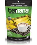 Barnana Coffee Organic Chewy Banana Bites