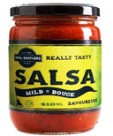 Neal Brothers All Natural Mild Salsa