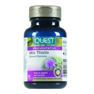 Quest Milk Thistle Extract Formula