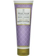 Deep Steep Argan Oil Body Lotion Lavender Chamomile