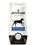 Attitude Natural Pet Shampoo White Coat Brightener
