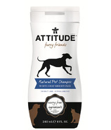 Attitude Natural Pet Shampoo White Coat Brightener