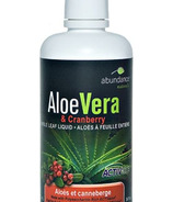 Abundance Naturally Aloe Vera & Cranberry Concentrate